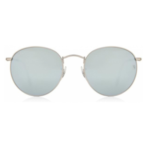 Ray-Ban Sunglasses RB3447 Round Flash Lenses 019/30