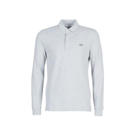 Lacoste PH2481 REGULAR men's Polo shirt in Grey