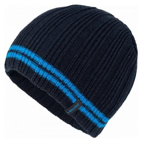 Lewro ARGO black - Boys' knitted beanie