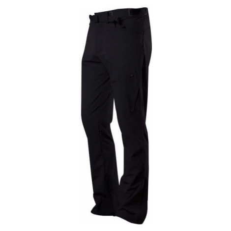 TRIMM FJORD black - Men's stretch trousers