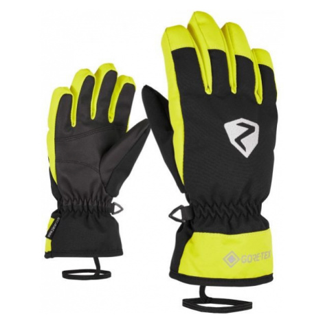 Ziener LARINO GTX JR green - Kids' gloves