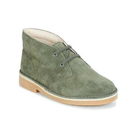 Clarks Desert Boot girls's Children's Mid Boots in Green