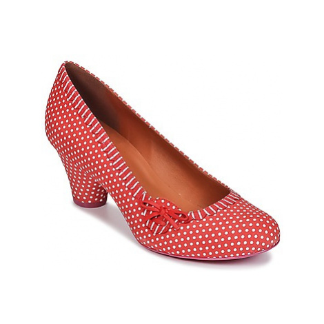 Cristofoli DOUDA women's Court Shoes in Red Cristófoli