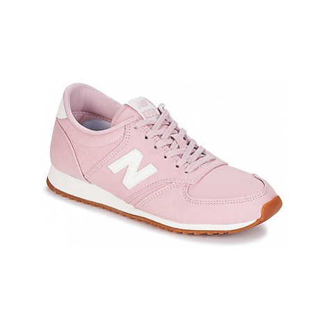 New Balance WL420 women's Shoes (Trainers) in Pink