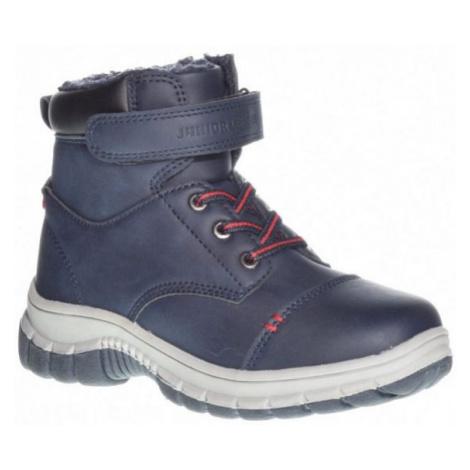 Junior League SKOVDE blue - Children's ankle shoes