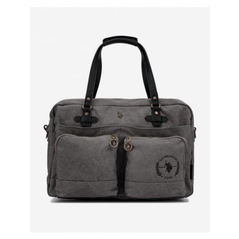 U.S. Polo Assn Wesport Weekender Bag Grey