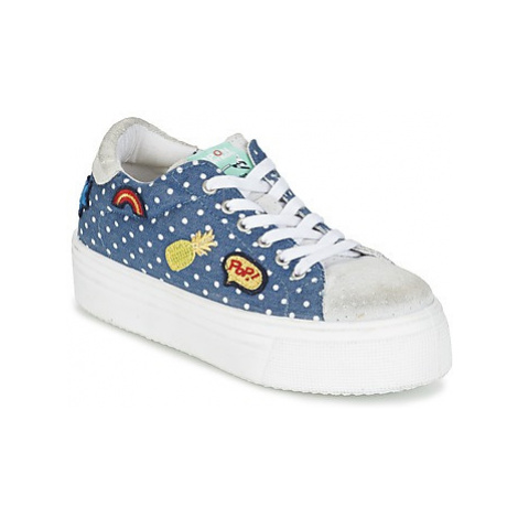 Ippon Vintage TOKYO CULT women's Shoes (Trainers) in Blue