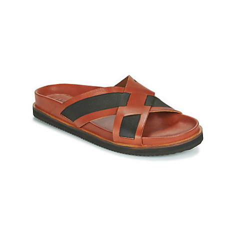 Kickers SYLSON men's Mules / Casual Shoes in Brown