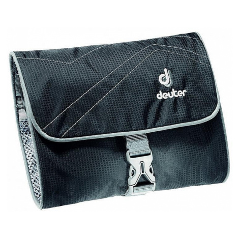cosmetic bag Deuter Wash Bag I - Black/Titan