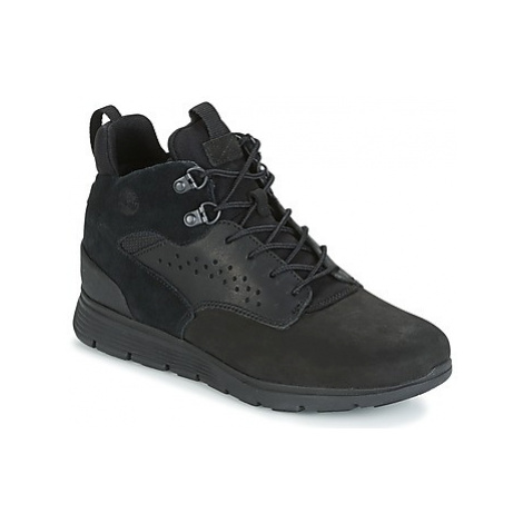 Timberland KILLINGTON HIKER CHUKKA girls's Children's Shoes (High-top Trainers) in Black