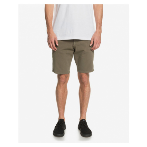 "Quiksilver Krandy 19"" Short pants Green"