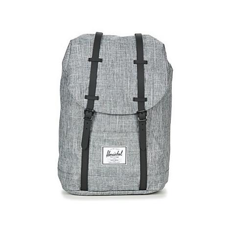 Herschel RETREAT men's Backpack in Grey