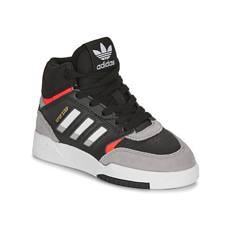Adidas DROP STEP C boys's Children's Shoes (Trainers) in Black
