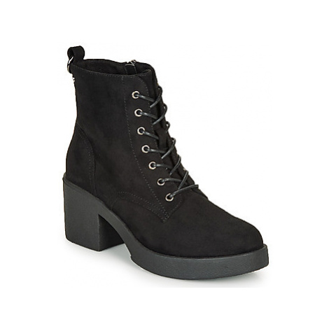 MTNG 50495-C35442 women's Low Ankle Boots in Black