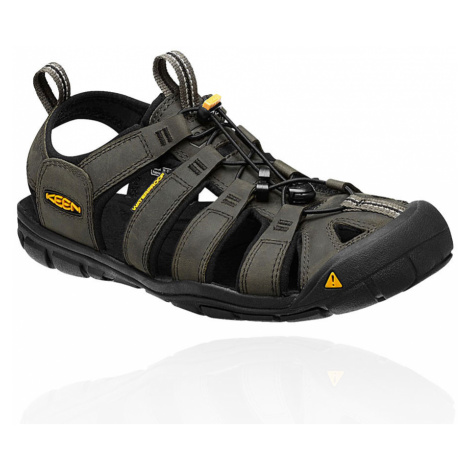 Keen Clearwater CNX Leather Walking Sandals - AW21