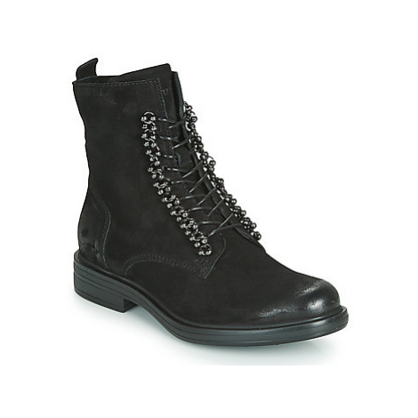 Mjus CAFE BOOTS women's Mid Boots in Black
