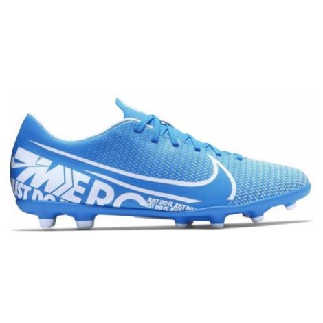 Nike MERCURIAL VAPOR 13 CLUB FG/MG blue - Men's football shoes
