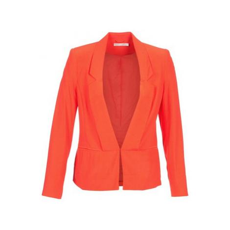 See U Soon CARISSA women's Jacket in Orange