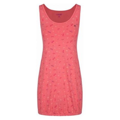 Loap ADELLAS pink - Women's tank top