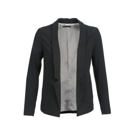 Sisley MOSSA women's Jacket in Black