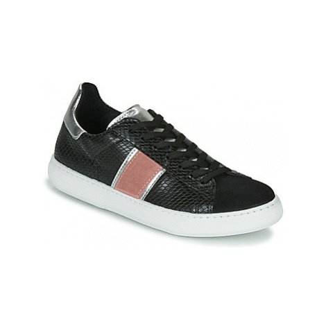 Yurban LIEO women's Shoes (Trainers) in Black