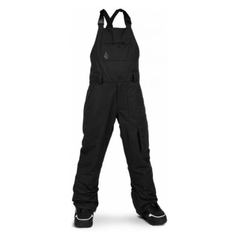Volcom BARKLEY BIB OVERALL black - Kids ski pants