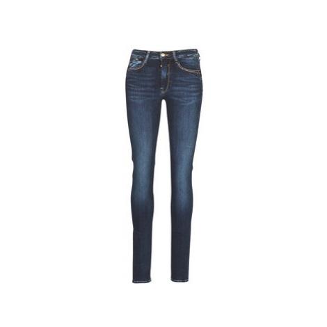 Le Temps des Cerises PULP HIGH SLIM women's Skinny Jeans in Blue