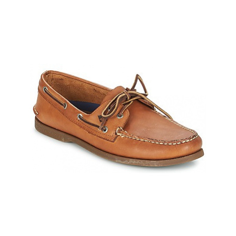 Sperry Top-Sider A/O 2 EYE men's Boat Shoes in Brown