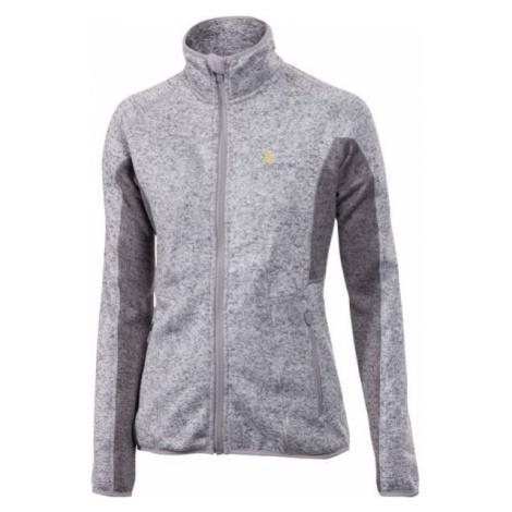 Klimatex INNA grey - Women's outdoor sweater