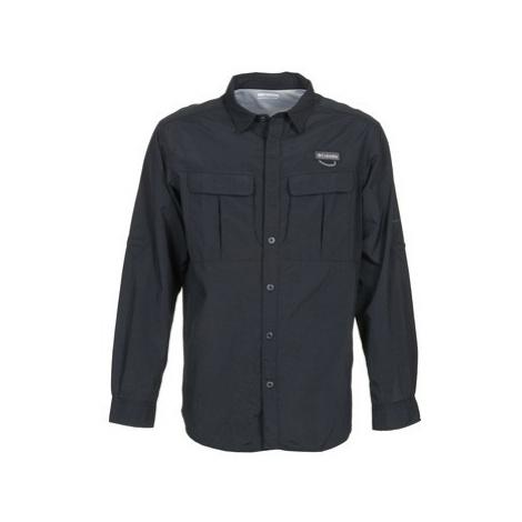 Black men's informal shirts