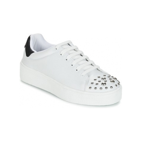 Vero Moda SITTA SNEAKER women's Shoes (Trainers) in White