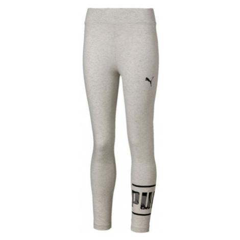 Puma ALPHA 7/8 LEGGINGS G - Girls' sports leggings