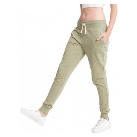 Superdry THE STANDARD LABEL JOGGER green - Women's sweatpants