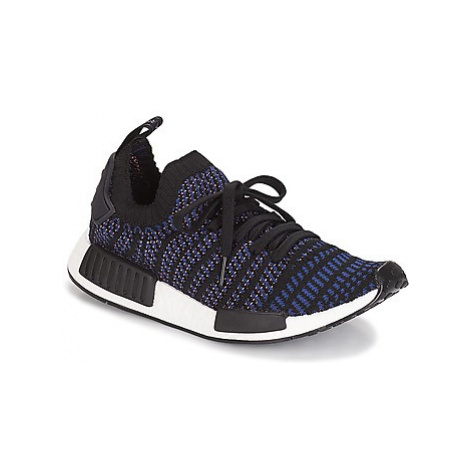 Adidas NMD R1 STLT PK W women's Shoes (Trainers) in Black