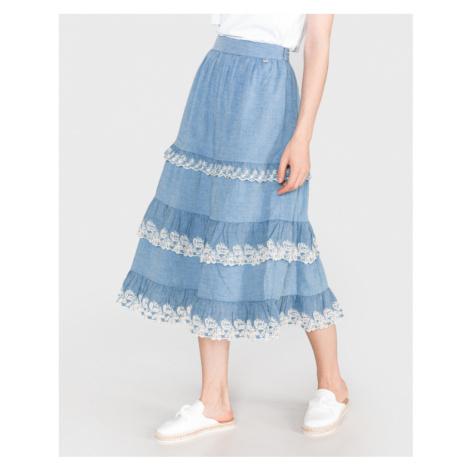 TWINSET Skirt Blue