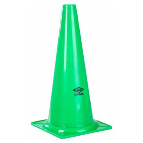 Umbro COLOURED CONES - 37,5cm green - Marker cones