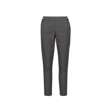 Le Temps des Cerises MARKER women's Trousers in Grey