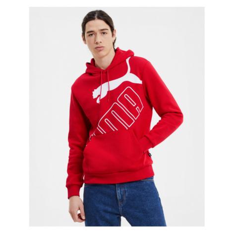 Puma Big Logo Sweatshirt Red