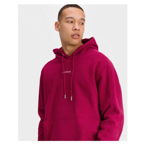 Calvin Klein Micro Branding Sweatshirt Pink