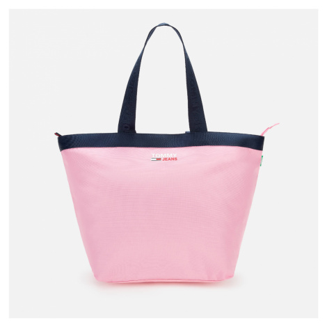 Tommy Jeans Women's Campus Tote Bag - Pink Daisy Tommy Hilfiger