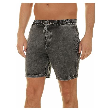 shorts Volcom Flare - Black - men´s