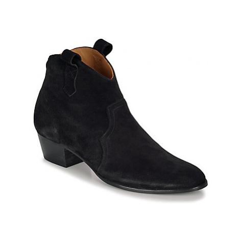 Emma Go HARPER women's Low Ankle Boots in Black