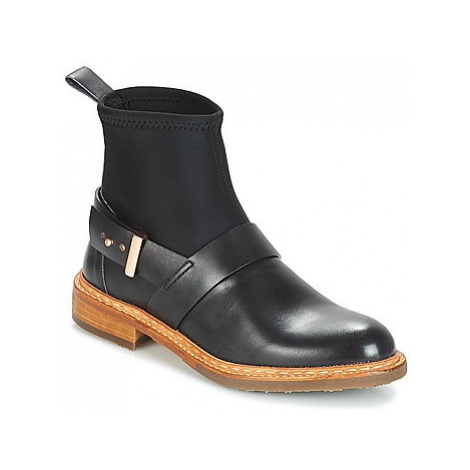 Neosens CONCORD women's Mid Boots in Black