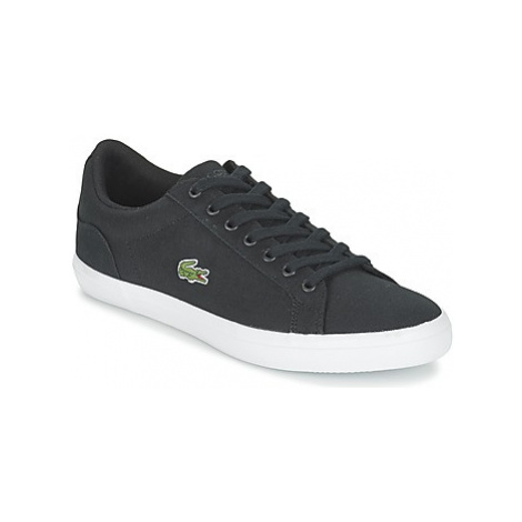 Lacoste LEROND BL 2 men's Shoes (Trainers) in Black