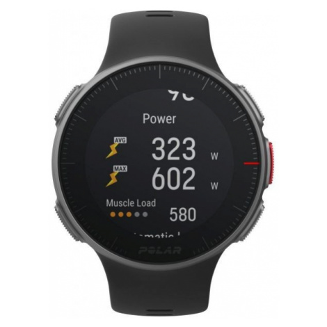 POLAR VANTAGE V black - Sports watch with GPS and heart rate monitor