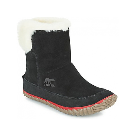 Sorel OUT N ABOUT BOOTIE women's Snow boots in Black