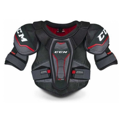 CCM JETSPEED 370 SHOULDER PADS JR - Children's hockey shoulder pads