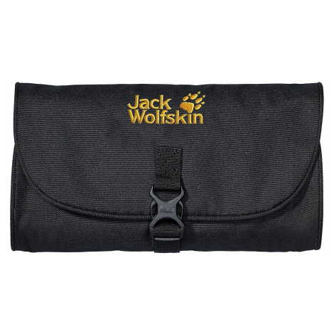 cosmetic bag Jack Wolfskin Mini Waschsalon - Black
