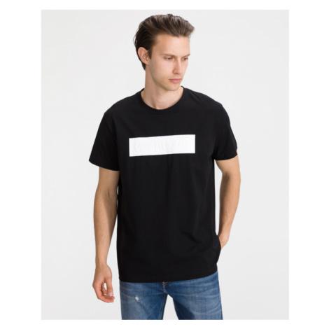 Calvin Klein Blocking Logo T-shirt Black