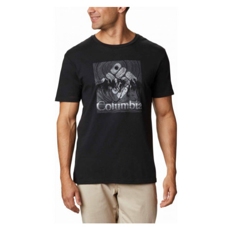 Columbia BASIN BUTTE SS GRAPHIC TEE - Men's T-shirt
